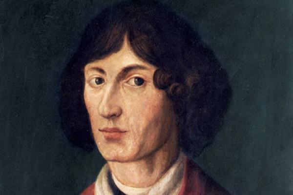 Zdjęcie Mikołaja Kopernika