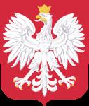 Grafika przedstawiająca Godło Polski